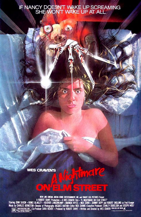 a nightmare on elm street poster - Interview - Director Chad Archibald