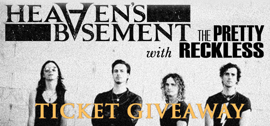 cover 3 - Heaven's Basement Ticket Giveway!
