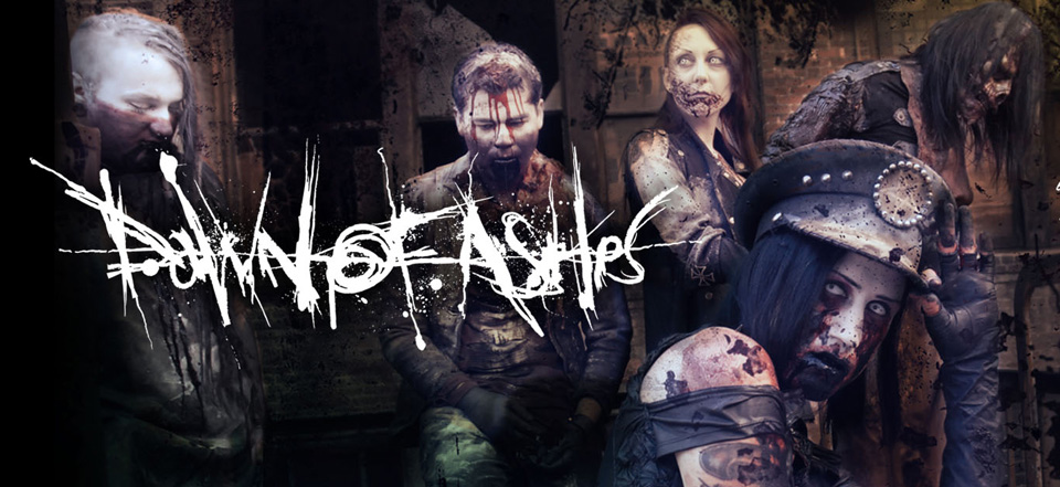 dawn of ashes cover 2 - Interview - Kristof Bathory of Dawn Of Ashes talks music and movies