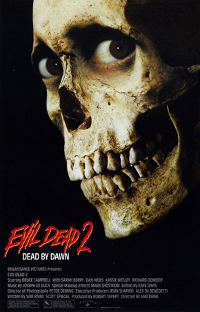 evil dead ii - Interview - Film Director Matthew Leutwyler