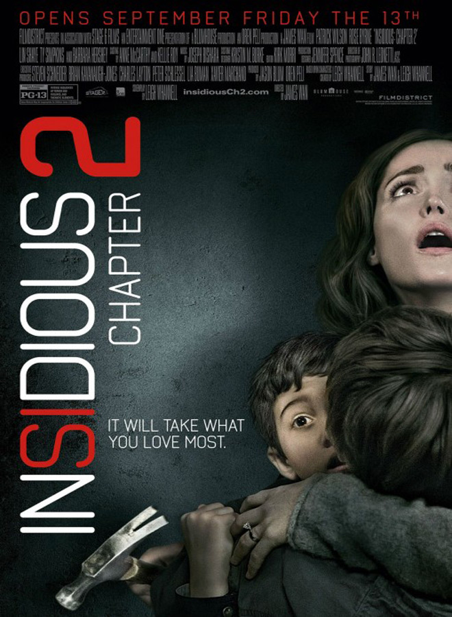 insidious chapter two ver2 - Insidious: Chapter 2 (Movie review)