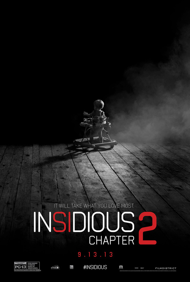 insidious chapter two xlg - Interview - Lin Shaye