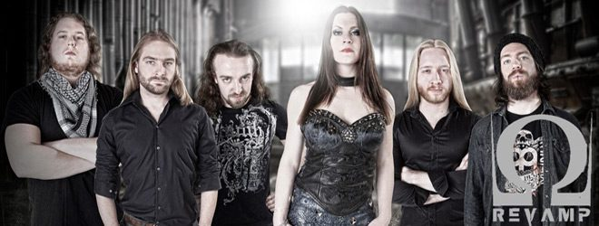 revamp band cover 3 1 - Interview- Floor Jansen of ReVamp & Nightwish