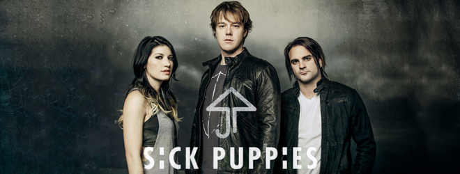 sick puppies 2013 - Interview - Shim Moore of Sick Puppies