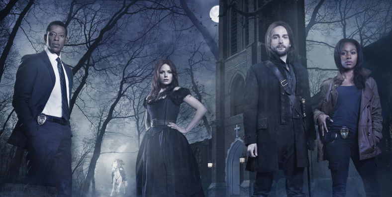 sleepy cover - Sleepy Hollow Series (Review)
