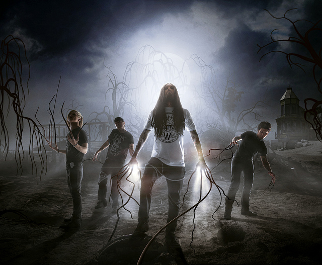 8120288863 ab2e06db51 z - Love And Death - Between Here & Lost (Album Review)