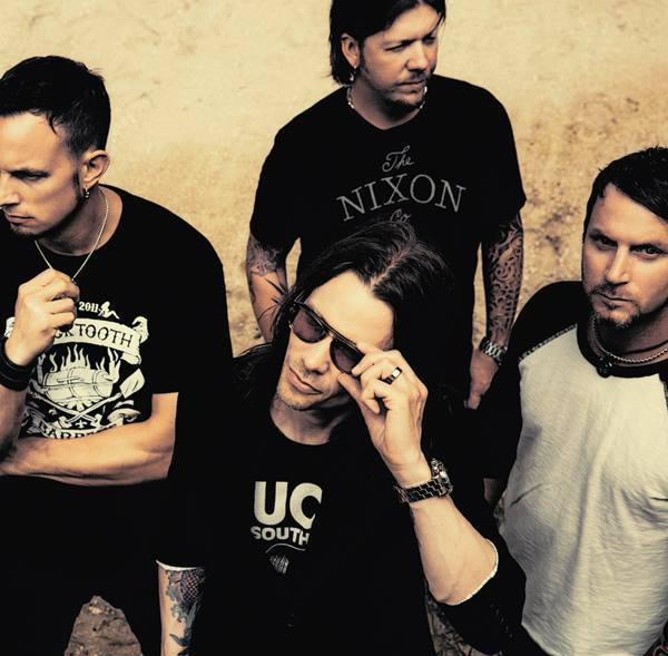 Alter Bridge Fortress Album Review Cryptic Rock