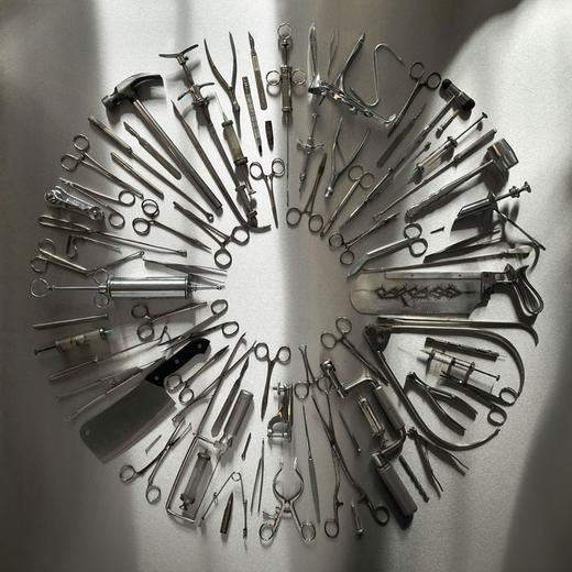 Carcass Surgical Steel Artwork - Carcass - Surgical Steel (Album Review)