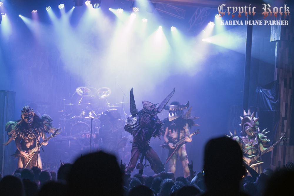 DSC 0191 - Gwar, Whitechapel, Iron Reagan, & A Band of Orcs live at The Observatory Santa Ana, Ca 10-17-13 (Exclusive Coverage)