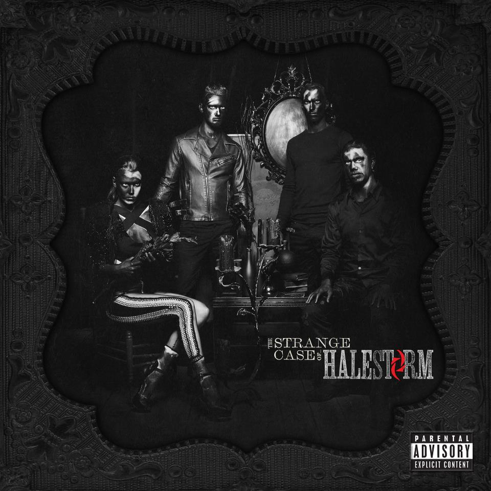 Halestorm album - Interview - Joe Hottinger of Halestorm