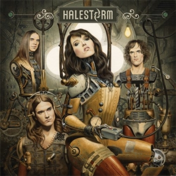 Halestorm2009albumcover - Halestorm's Lzzy Hale - Sexy That is More Than Skin Deep
