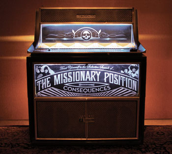 MissionaryPosition Consequences cdcover w350 - Interview - Jeff Angell of Walking Papers