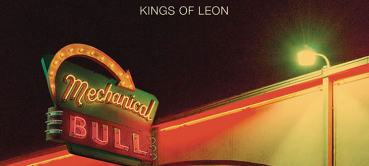 for review edited 5 - Kings Of Leon - Mechanical Bull (Album review)