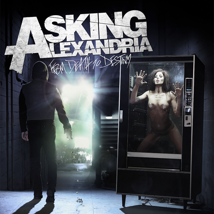 fromdeathtodestiny - Interview - James Cassells of Asking Alexandria