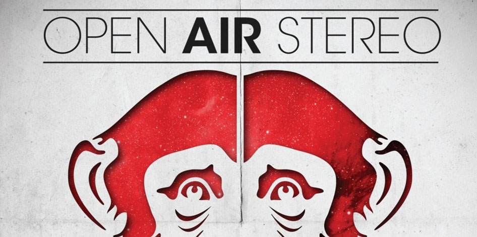 open air cover - Open Air Stereo - Primates (Album review)