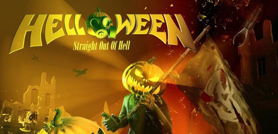 1358365629 helloween straight out of hell premium edition 2013 edited 1 - Helloween - Straight out of Hell (Album Review)
