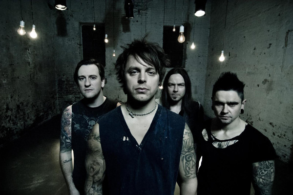 """3406 bullet for my valentine 2013 - Bullet For My Valentine release music video for """"Raising Hell"""""""