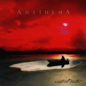Anathema   A Natural Disaster cover - Interview - Vincent Cavanagh of Anathema