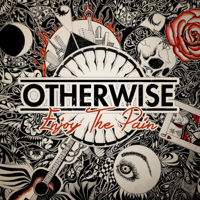 Otherwise Album Cover - Otherwise - Enjoy The Pain EP (Album Review)
