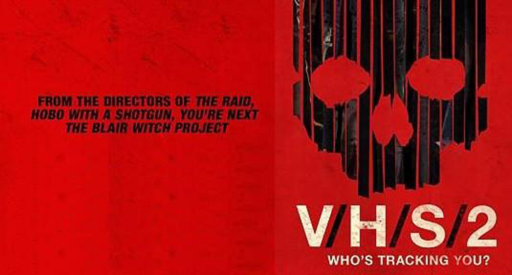 VHS 2 - V/H/S 2 (Movie Review)