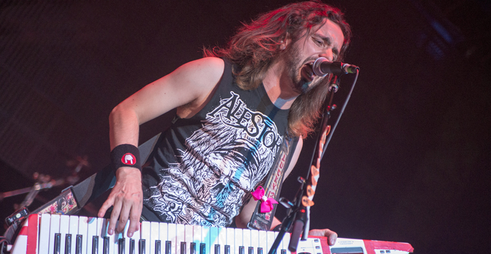 alestorm cover - Alestorm, Trollfest, & Gypsyhawk opening night at The Yost Theater Santa Ana, Ca 11-11-13 (Exclusive Coverage)
