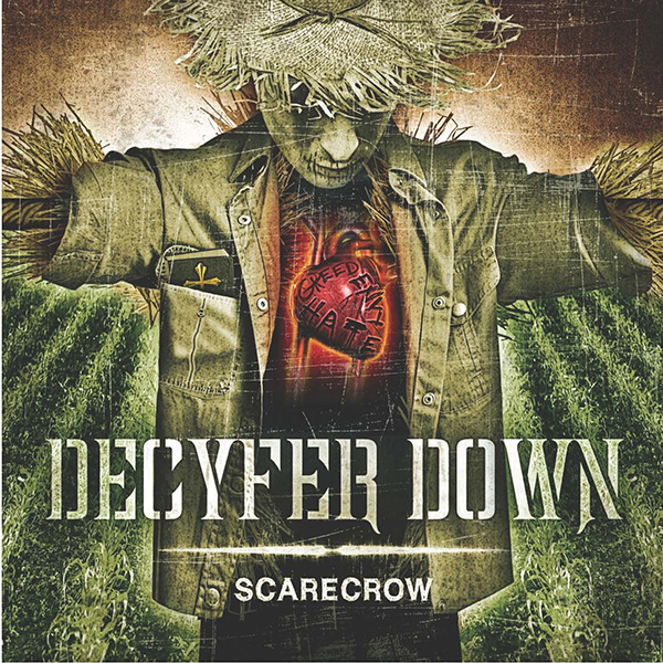 decyfer down scarecrow - Decyfer Down - Scarecrow (Album Review)