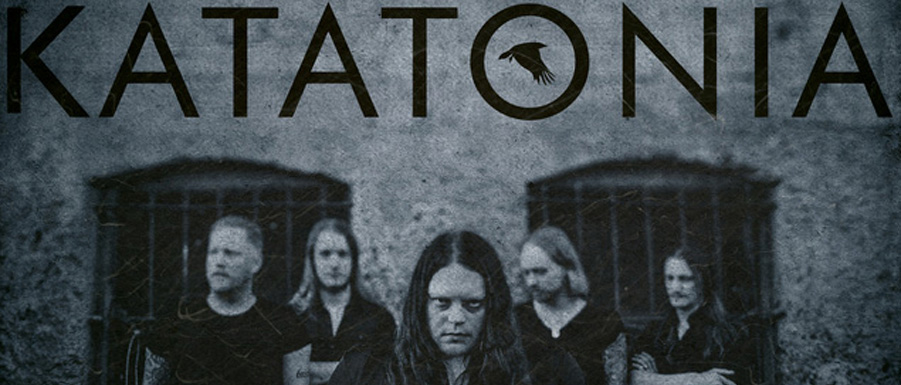 katatonia cover 4 - Interview - Anders Nyström of Katatonia