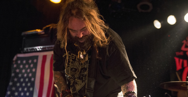 soulfly cover edited 1 - Soulfly, Havok, & Lody Kong Thrash the Viper Room West Hollywood, CA 11-7-13 (Exclusive Coverage)