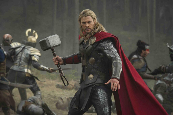 thor new still official1 - Thor: The Dark World (Movie Review)