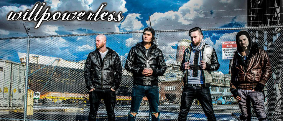 will powerless cover - Interview - Willpowerless