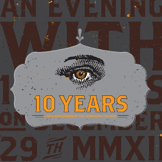 10 years live cd - Interview - Jesse Hasek of 10 years