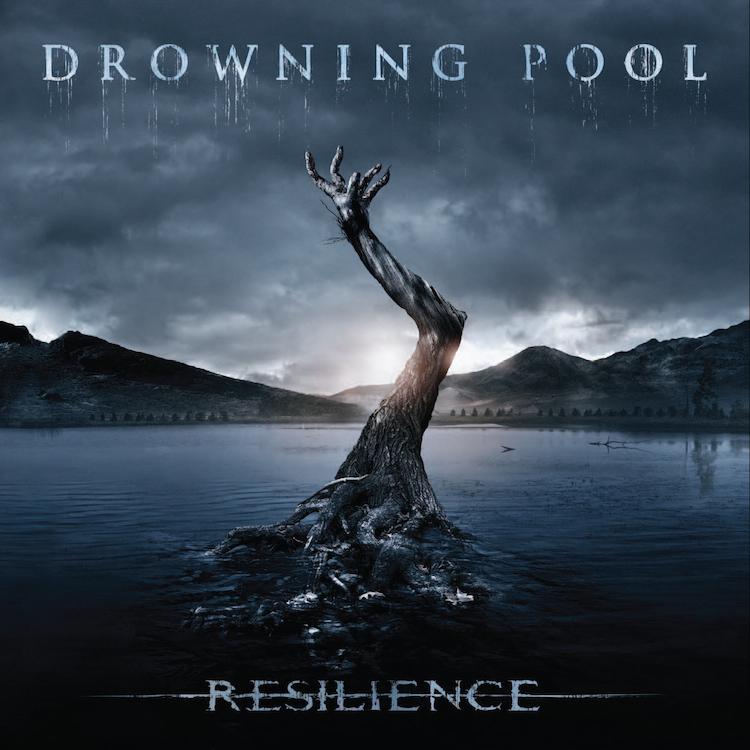 Drowning Pool CD Artwork Resilience web1 - Drowning Pool - Resilience (Album review)