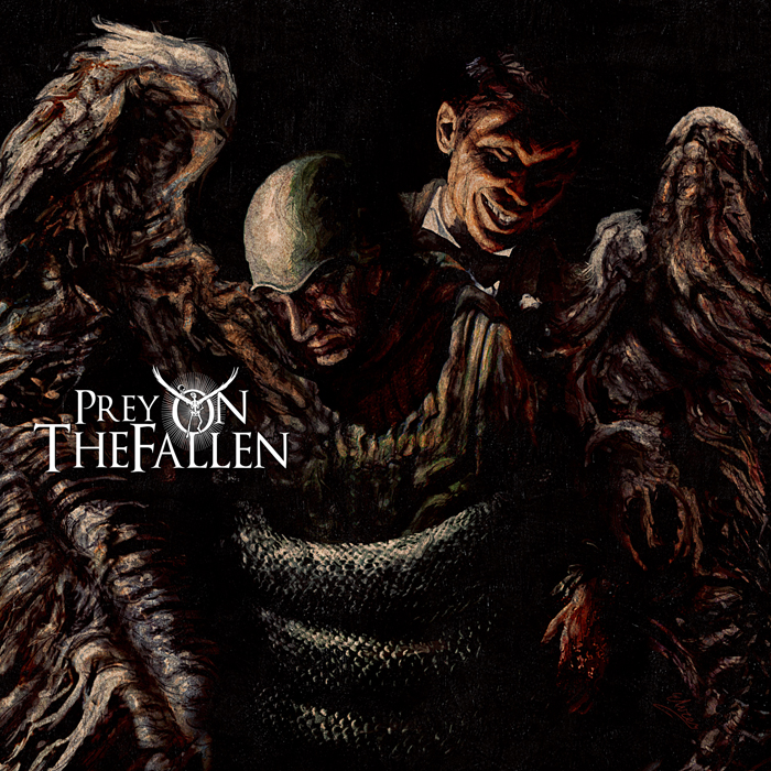 POTF Cover Art - Prey On The Fallen - Prey On The Fallen (Album review)