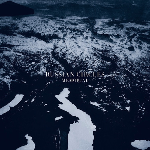 Russian Circles Memorial - Russian Circles - Memorial (Album review)