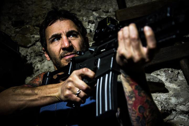 Sully Erna 2 - Army Of The Damned (Movie review)
