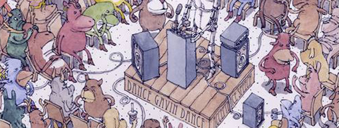 dance gavin - Dance Gavin Dance - Acceptance Speech (Album review)