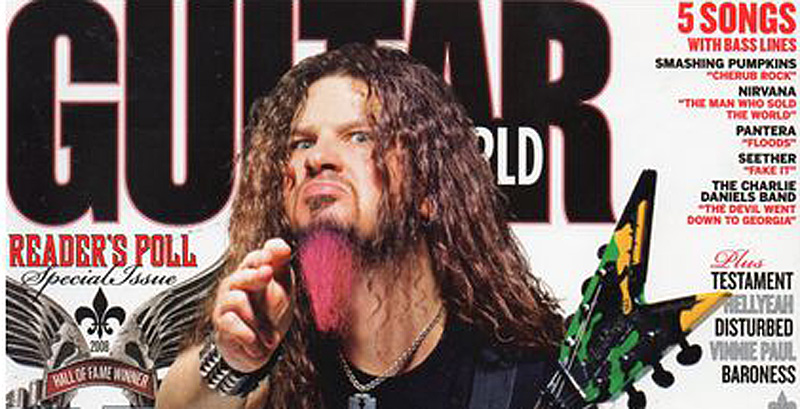 "dime - Tribute to ""Dimebag"" Darrell Abbott 9 years later"