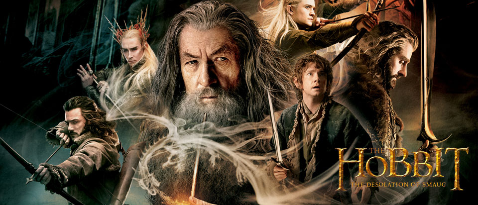 hobbit banner for cryptic - The Hobbit: The Desolation of Smaug (Movie review)