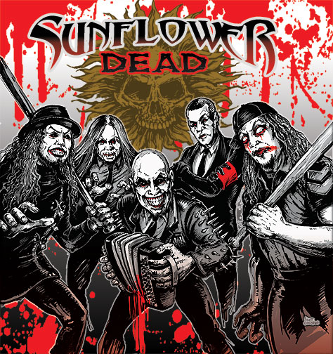 sunflower - Powerman 5000 & Hed PE rattle The Emporium in Patchogue, NY 8-20-14 w/ Sunflower Dead