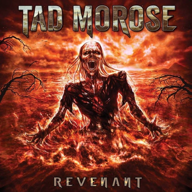 """tad - Interview - Christer """"Krunt"""" Andersson of Tad Morose"""