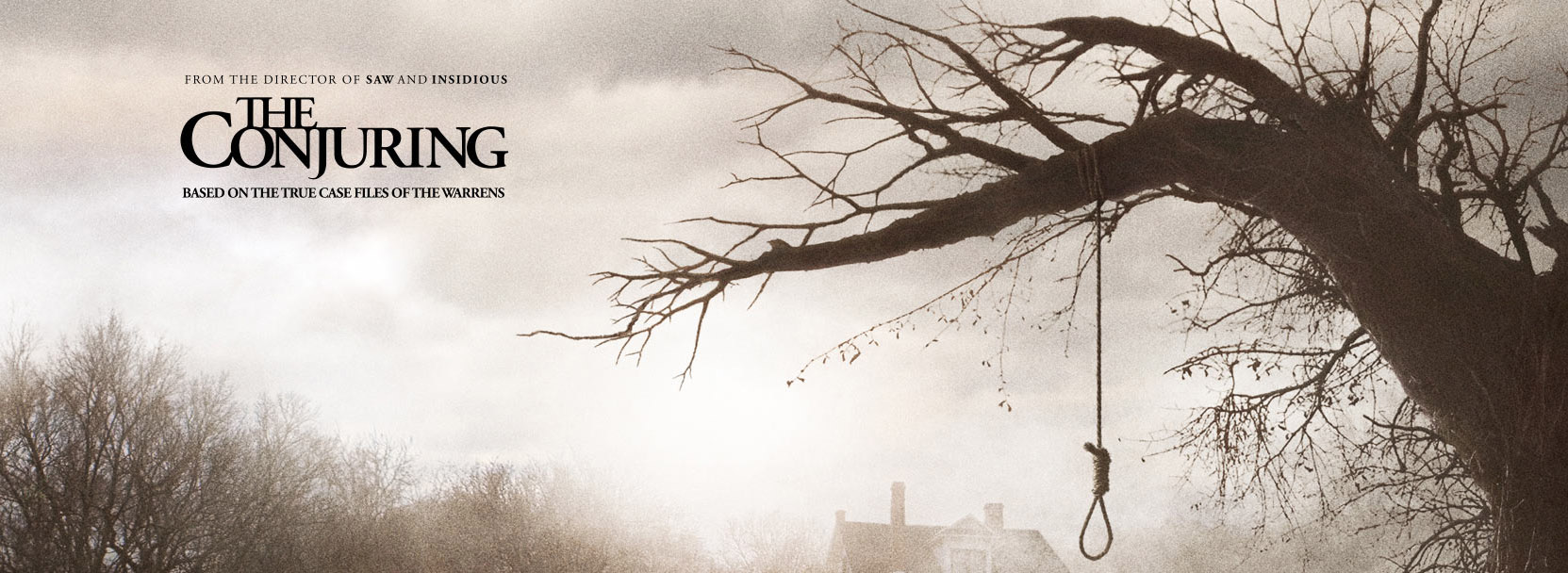 the conjuring cover - The Conjuring (Movie Review)