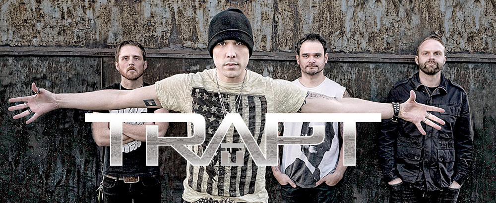 trapt cover - Interview - Chris Taylor Brown of Trapt