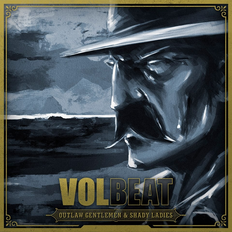 volbeat1 - Volbeat - Outlaw Gentlemen and Shady Ladies (Album review)