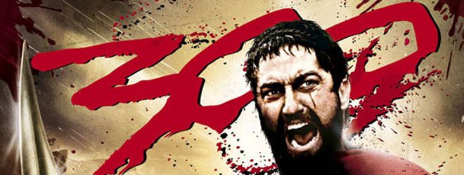 300 slide 1 - 300 (Movie review)