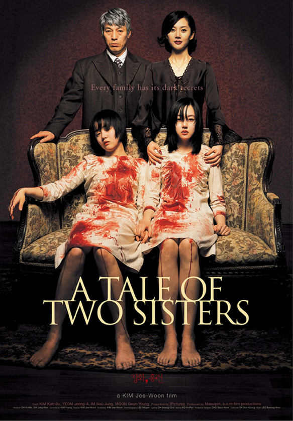 A Tale of Two Sisters poster - A Tale of Two Sisters (Movie Review)