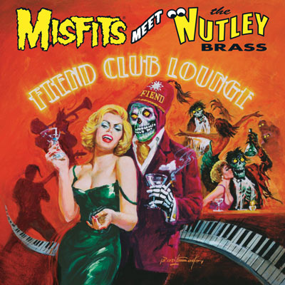 Misfits Fiend Club Lounge album cover - Interview - Jerry Only of the Misfits