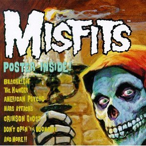 Misfits   American Psycho cover - Interview - Jerry Only of the Misfits
