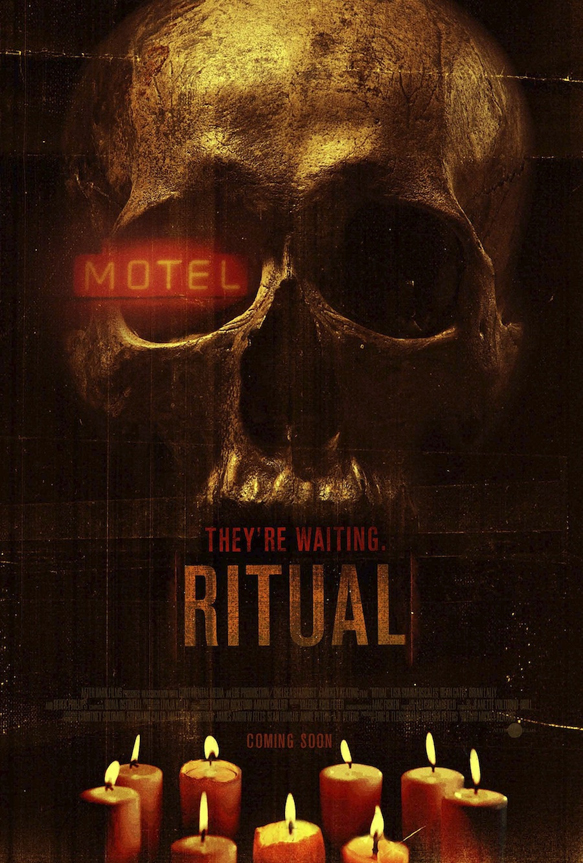 Ritual Movie Poster Michael Keating - Ritual (Movie review)