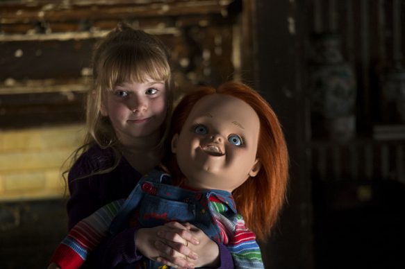 Summer H Howell in Curse of Chucky - Curse of Chucky (Movie review)