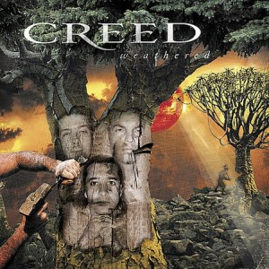 Weathered Cover - Interview - Scott Stapp of Creed